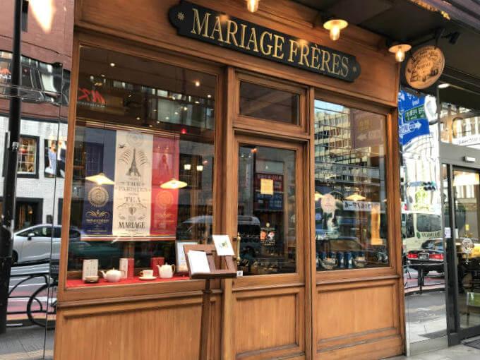 mariagefreres shinjuku appearance
