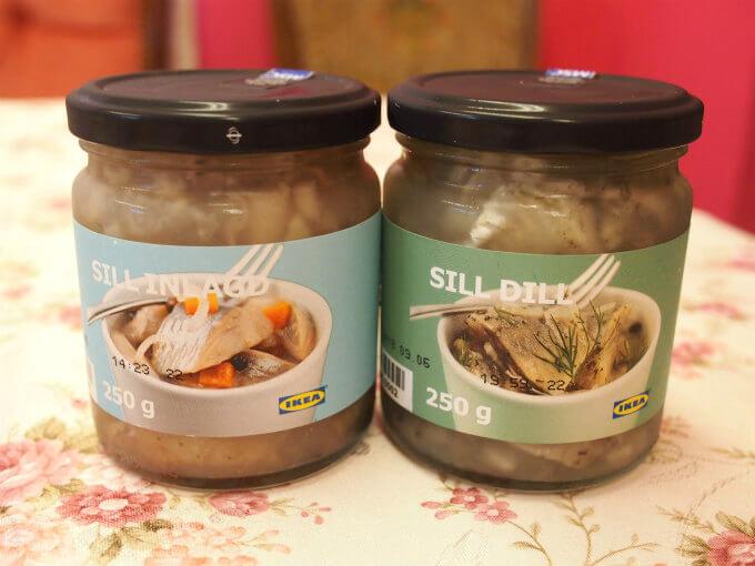 シルはIKEAで購入したものです。