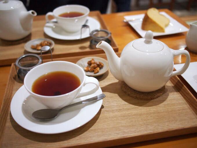 紅茶&日本茶専門店 Te'sala(テサラ)の紅茶