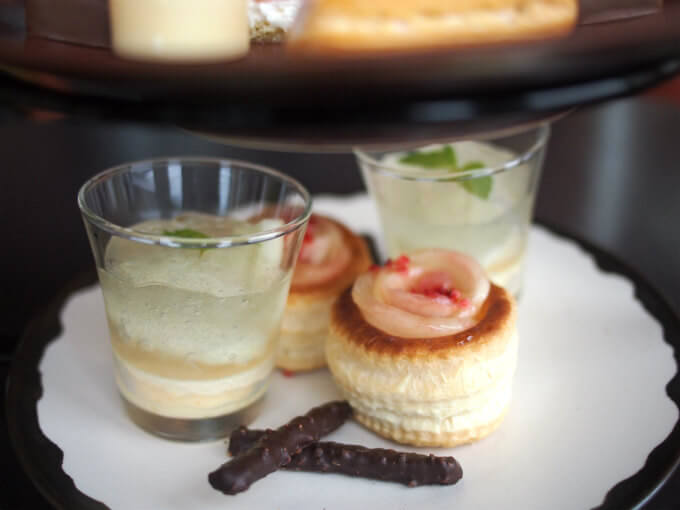 andaz peach afternoontea sweets30