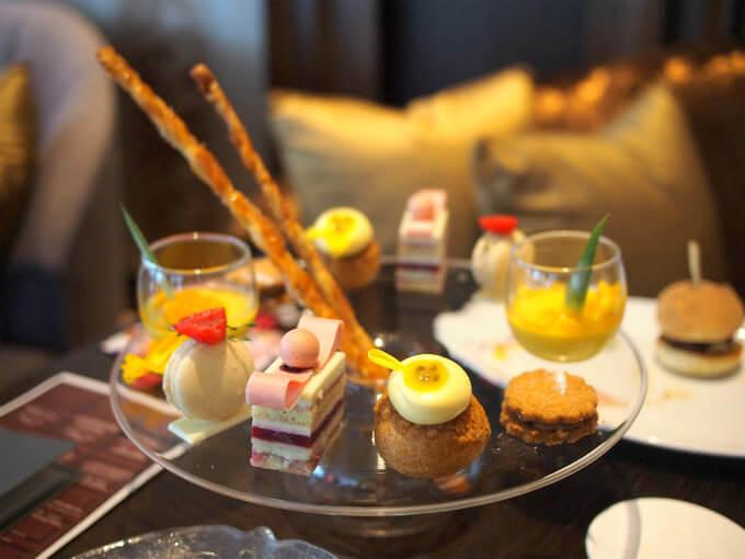 fourseasons motif2018 afternoontea sweets