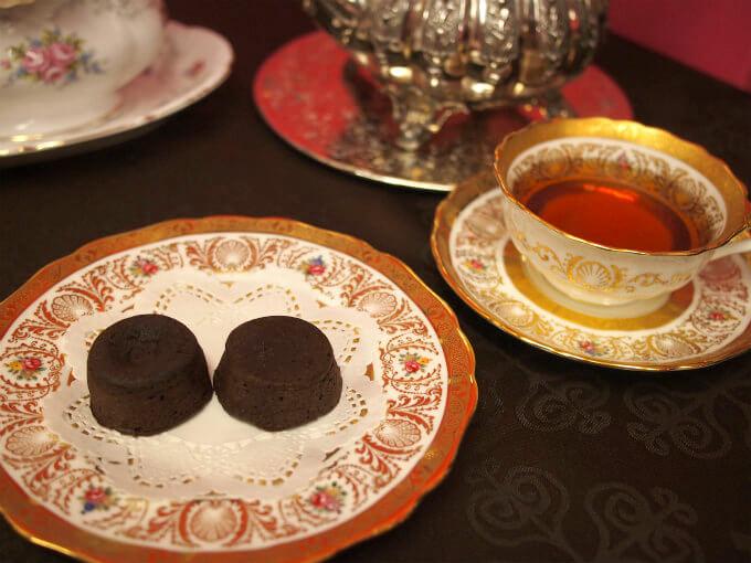 イルフェジュールのイルフェジュールと紅茶