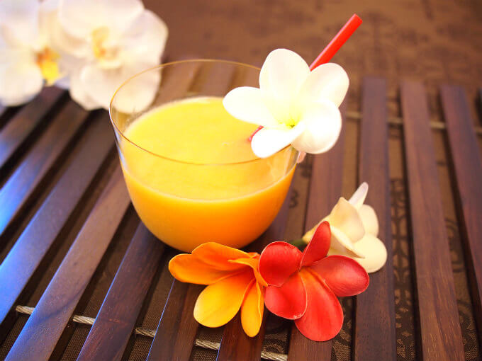 mango tea smoothie image2