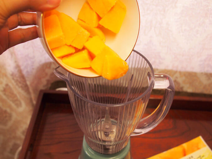 mango tea smoothie3
