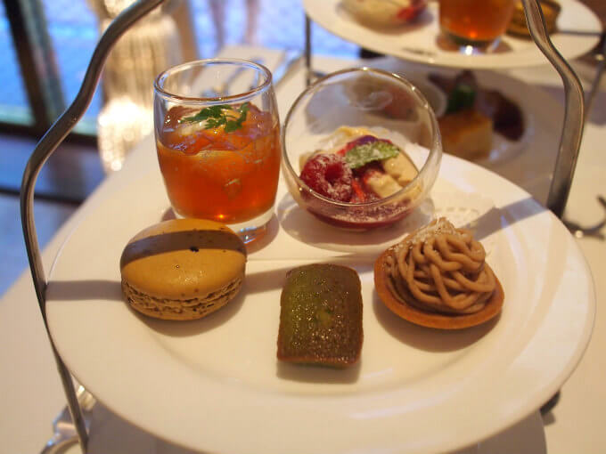twg dinner afternoontea sweets