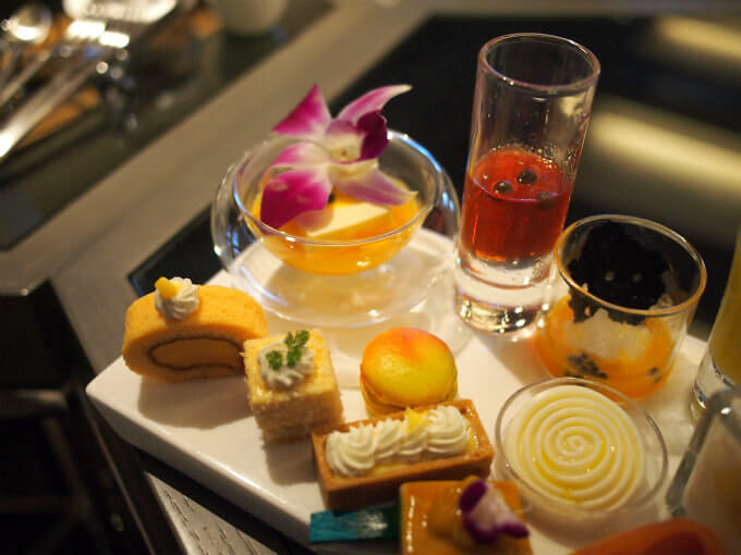 grandginza 2018summer afternoontea sweets