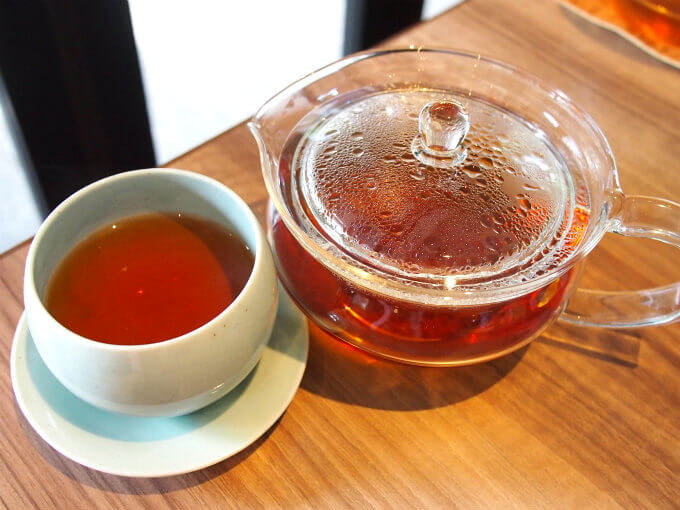 こちらは和紅茶 紅優香。