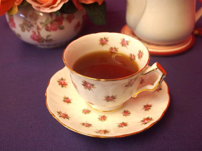 ディンブラは紅茶の優等生と呼ばれるくらいバランスの良い紅茶