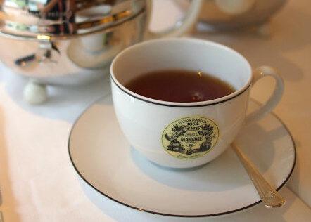 こちらはアッサム テジョー。2018夏の新茶で甘い香りのアッサム。ミルクティーによく合いました。