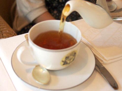 こちらはシッキム。こちらもダージリンに似ている紅茶で華やかなスッキリした香りの紅茶
