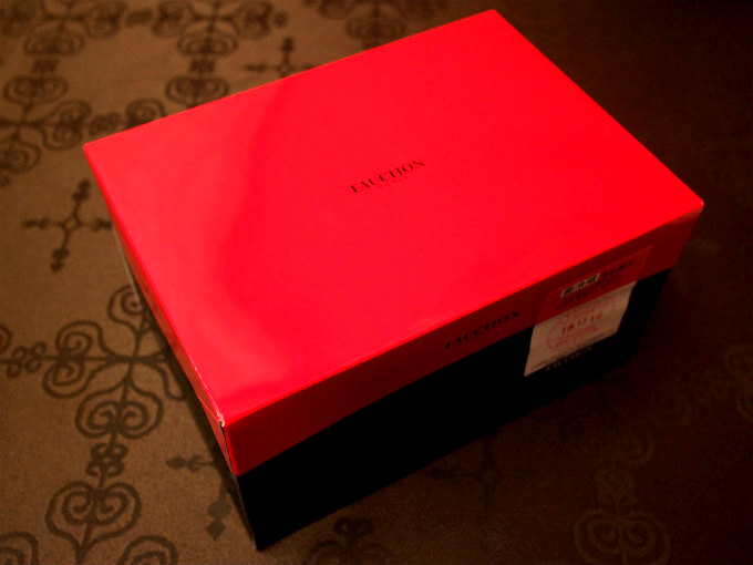 fauchon montblanc package