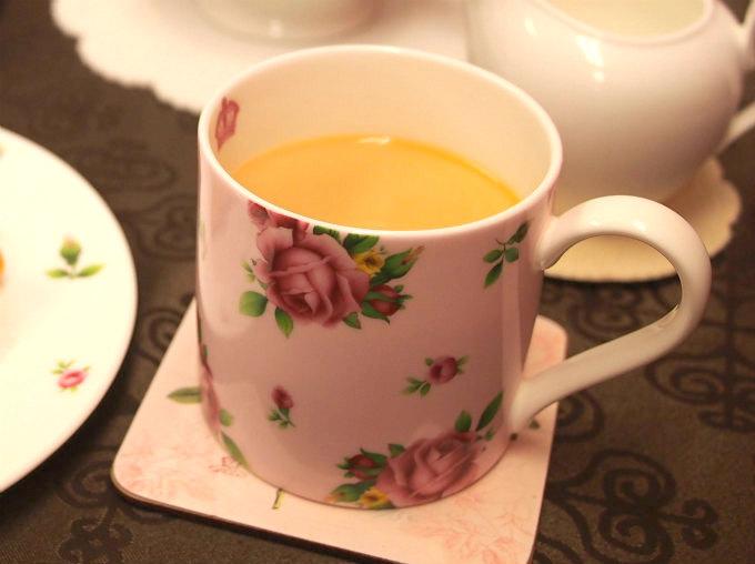ルフナはミルクティーにぴったりの紅茶