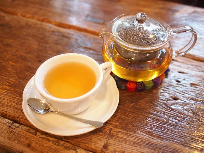 こちらはイラムティー 。マスカテルフレーバーのある美味しい紅茶でした。