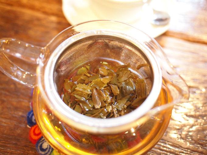 イラムティーの茶葉