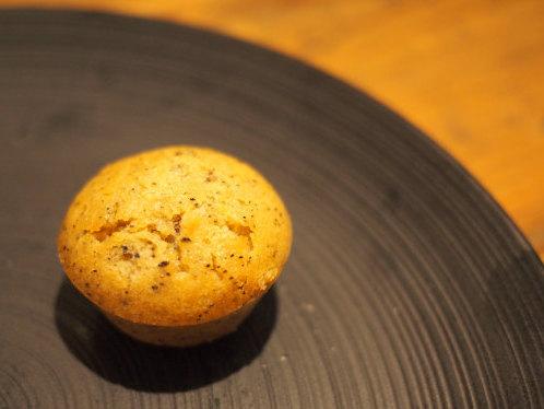 紅茶のカップケーキはアールグレイではなく普通の紅茶が使われていました!