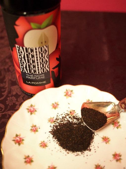 フォション アップルティーの茶葉