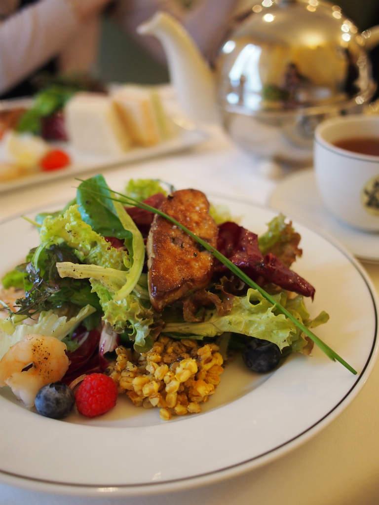 マリアージュフレールのアフタヌーンティーは選ぶお料理によって価格が異なります。