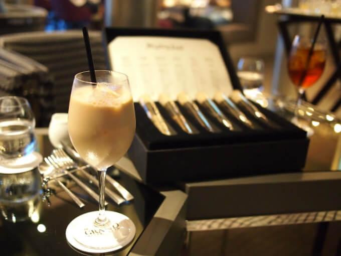 紅茶はオーガニック・ロイヤルアッサムエステート(アイスロイヤルミルクティー )が一番美味しかったです。