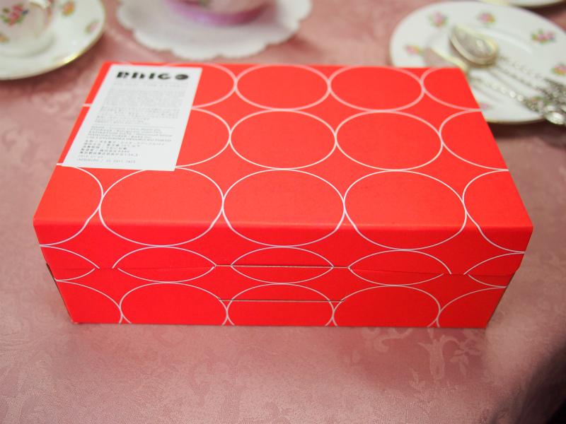 RINGOは箱もかわいいです。
