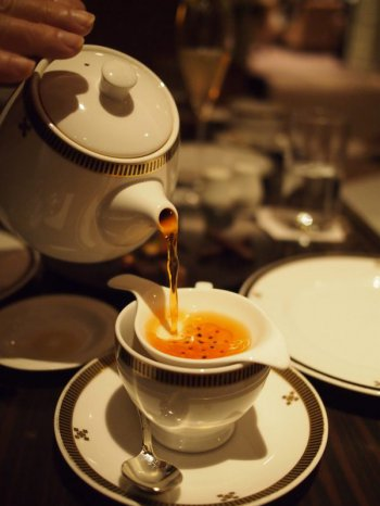 紅茶はとっても美味しかったです。