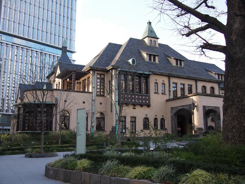 こんな素晴らしい建物でアフタヌーンティーが出来るなんて!至福の時でした。