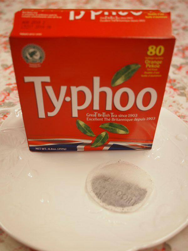 Ty-phooのティーバッグ