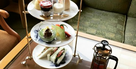 sapporo grand hotel afternoontea set2