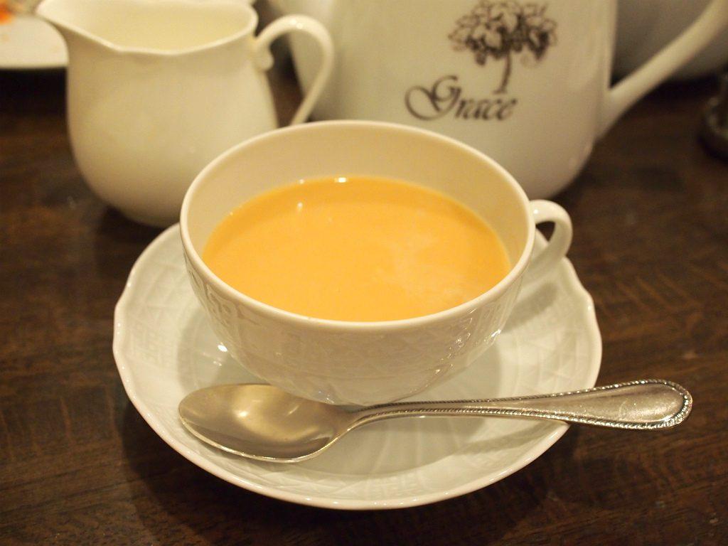 ニルギリはミルクティーにしても美味しかったです。
