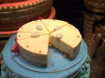 王妃の真珠(レアチーズケーキ)
