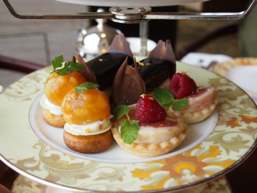 shangri la afternoontea pastry201707