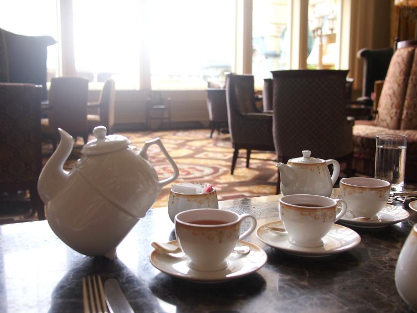 紅茶はロンネフェルト