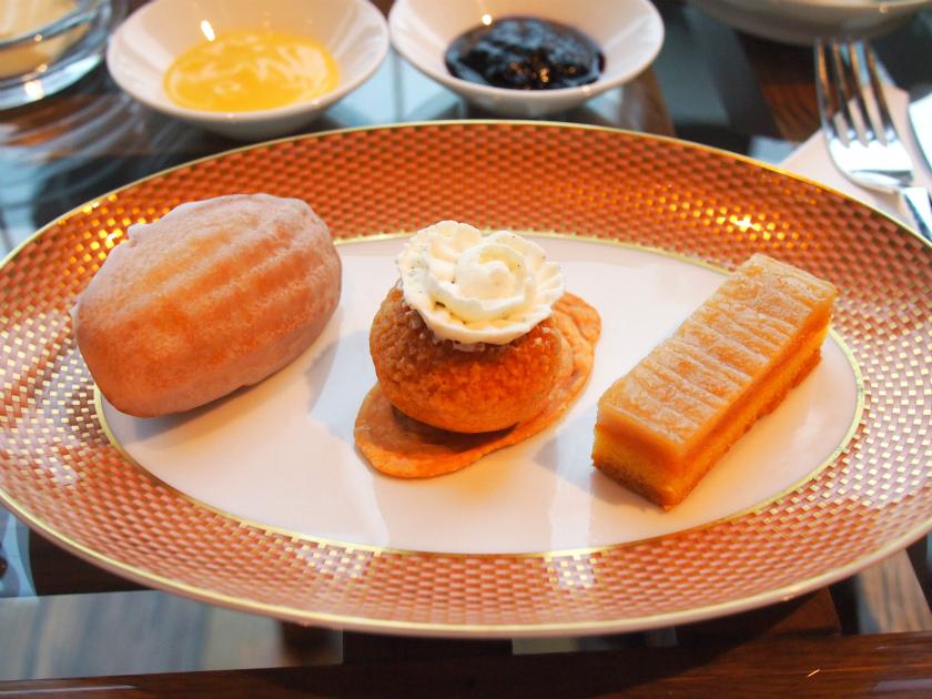 mandarinoriental 2017fall afternoontea pastry
