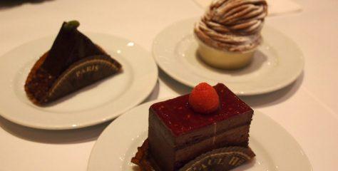 jean paul hevin cake
