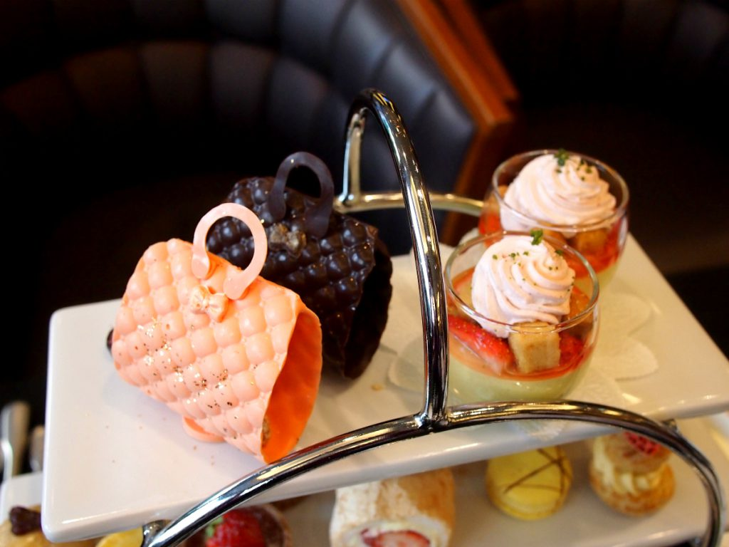 royalparkhotels afternoontea sweets