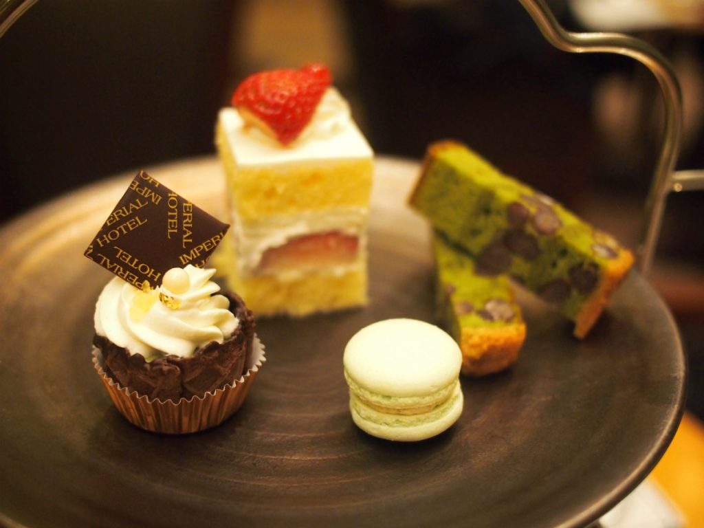 imperial rendezvous 2018 afternoontea sweets