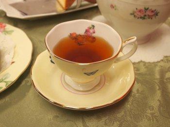 ニルギリは飲みやすくて美味しい紅茶。
