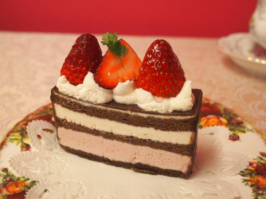 ヴィタメールのケーキ「ジェルメ」
