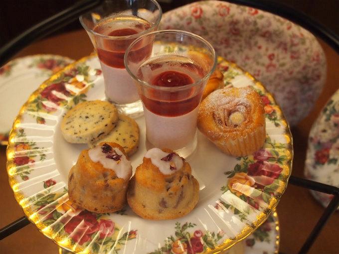 berrys_tearoom afternoontea sweets