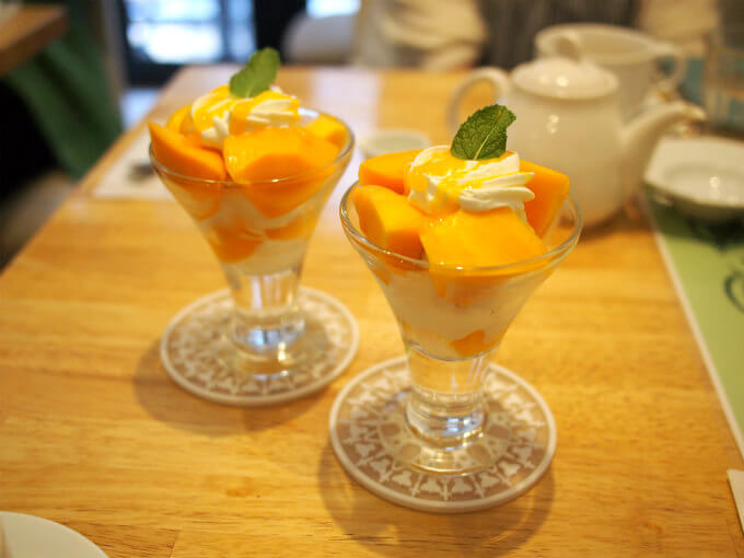 frufull afternoontea sweets