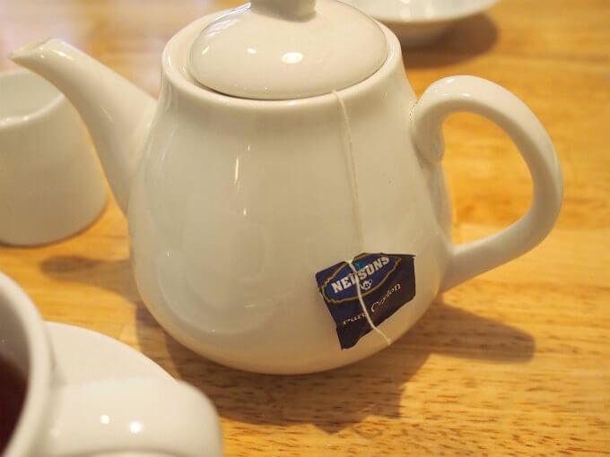 紅茶はNELSONSのピュアセイロン