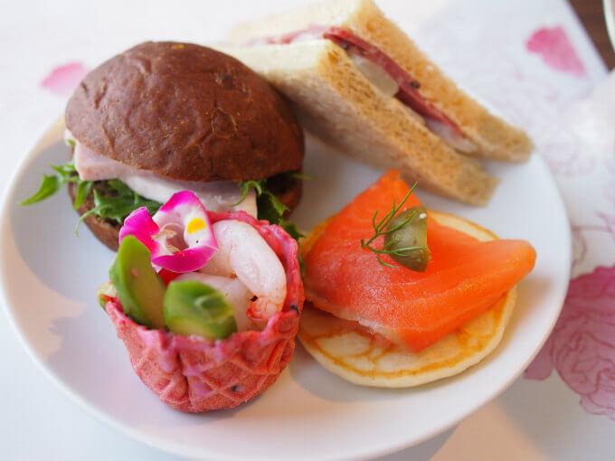 どれも美味しかったけど雑穀入り黒蜜パンとジャンボンブランのサンドウィッチがパンと具材の相性がとてもよくて印象に残りました!