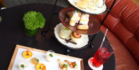 andaz peach afternoontea set1
