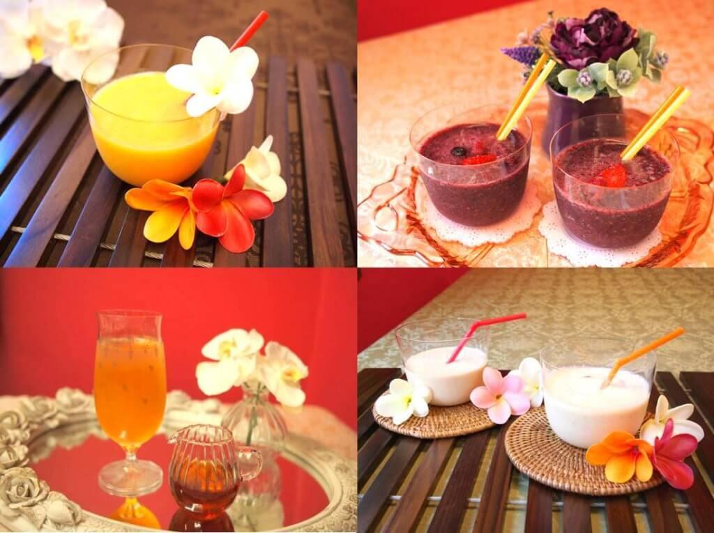 arrange iced tea image
