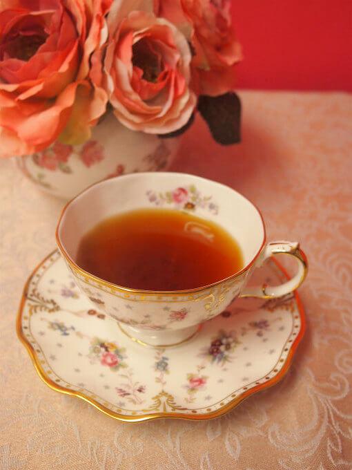 laterre franboisier tea1