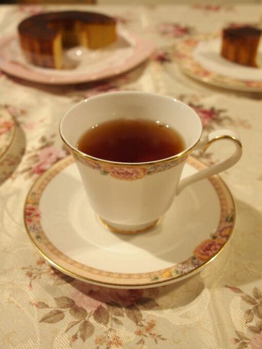 ovale Bruleebaumkuchen tea1