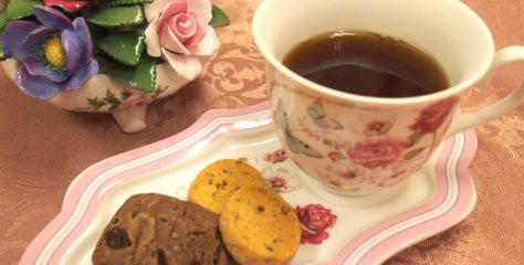 recommended sweets for tea image