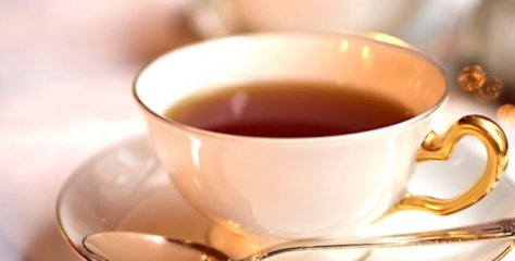 how to drink tea image
