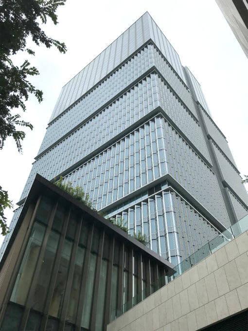 ザ・プリンスギャラリー東京紀尾井町は東京ガーデンテラス紀尾井町の30階~36階にあるホテル