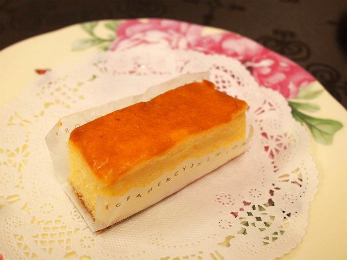gramercynewyork cheesecake piece