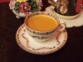 アッサムはミルクティーがとても合う紅茶です。